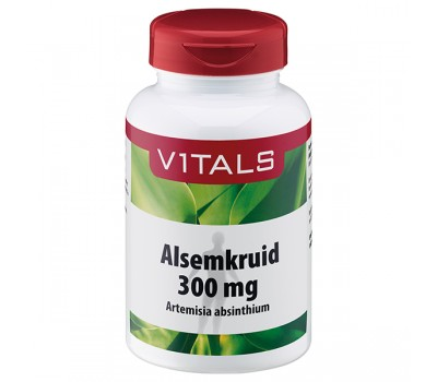 Alsemkruid 300 mg 100 caps - wormwood Artemisia absinthium | Vitals