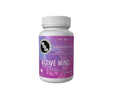Active Mind 60 caps - homotaurine | AOR