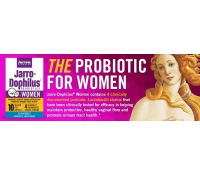 Jarow's Probiotic for Women