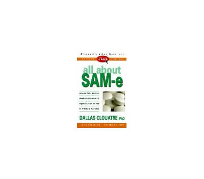True Facts About SAM-e, the ultimate methyldonor - discontinued