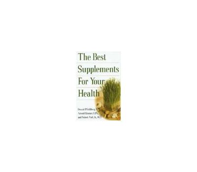 The Best Supplements for Your Health - niet meer leverbaar