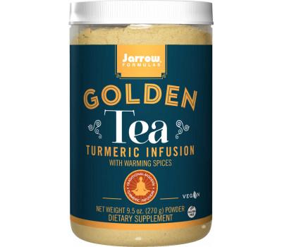 Golden Tea 270g - gouden thee met amandelmeel, kokosmelk, kurkuma, gember en kaneel | Jarrow Formulas