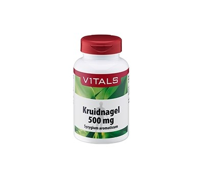 Kruidnagel 500mg 100 capsules | Vitals