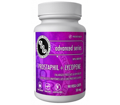 Prostaphil+Lycopene 90 caps - defined pollen extract with lycopene | AOR