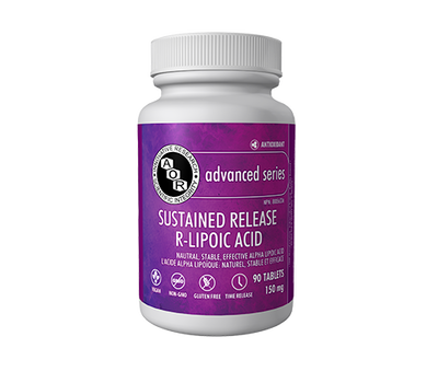 Alpha Lipoic Acid (R-) SR 90 tablets - R-alpha lipoic acid sustained release   AOR