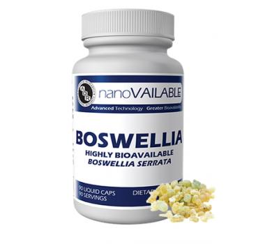 Boswellia serrata nanoVAILABLE 90 capsules - natuurlijke ontstekingsremmer in zeer goed opneembare vorm | AOR
