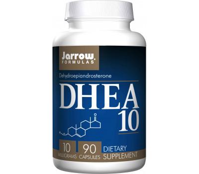DHEA 10mg 90 capsules - dehydroepiandrosteron | Jarrow Formulas