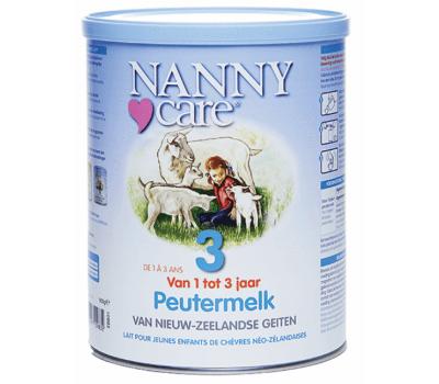 Growing up milk 900g - goat milk based   NANNYcare