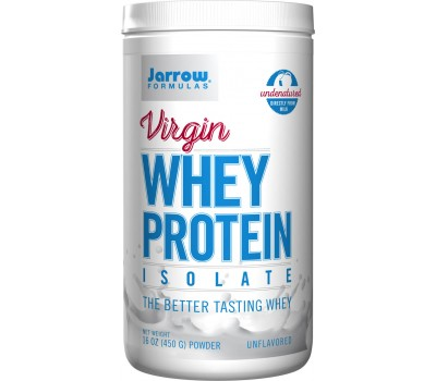 Whey - Virgin Whey Protein Isolate 450g | Jarrow Formulas