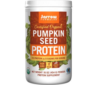 Organic Pumpkin Seed Protein Powder 454g | Jarrow Formulas