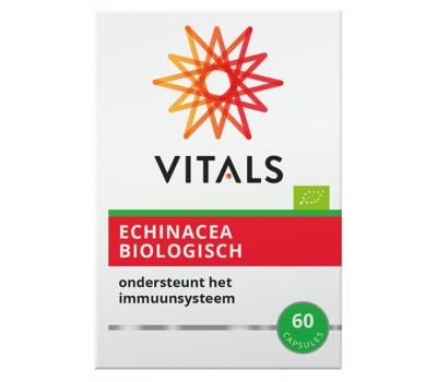 Organic Echinacea extract 60 capsules | Vitals
