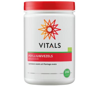 Biologische Psylliumvezels 200g | Vitals