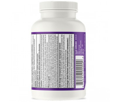 Fem Adapt 60 capsules - lignans, soy isoflavones, genistein, black cohosh and hops | AOR