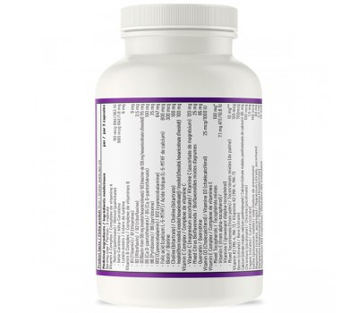 Multi Basics 3 multivitamin 180 capsules | AOR