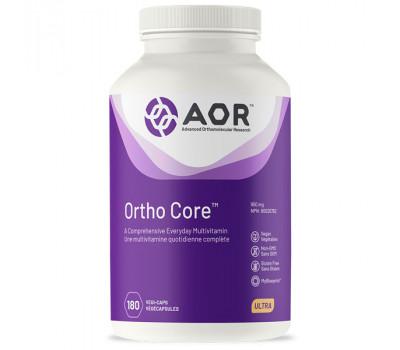 Ortho Core 180 capsules - multivitamin & multimineral complex | AOR