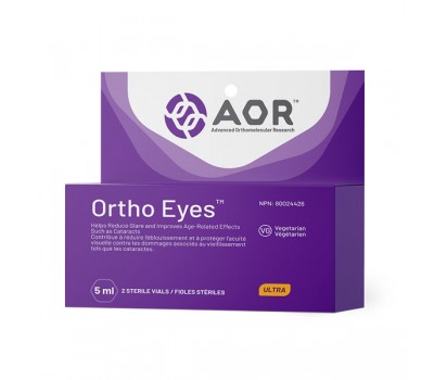 Ortho Eyes 2x5ml drops - N-acetyl-L-carnosine | AOR
