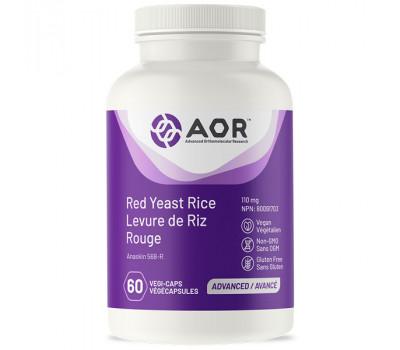Red Yeast Rice Ankascin 568-R 30 softgels -  rode gefermenteerde rijst zonder statines | AOR