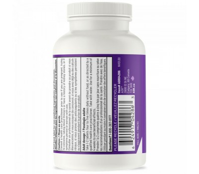 UTI Cleanse 60 tabletten - D-mannose + cranberry extract | AOR