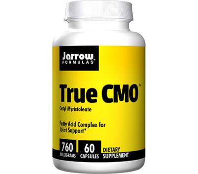 True CMO 60 capsules - Cetyl Myristoleate Oil | Jarrow Formulas