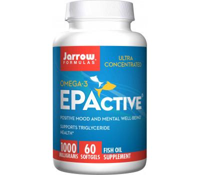EPActive 60 softgels - highly dosed eicosapentaenoic acid | Jarrow Formulas