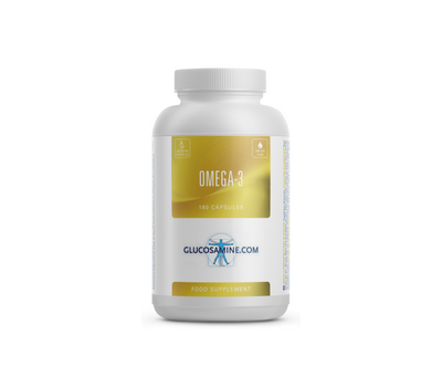 Marinol Omega-3 Visolie 180 softgels - pure high-quality fish oil   Power Supplements