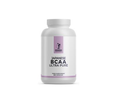 BCAA 200 capsules -  vertakte keten aminozuren | Power Supplements