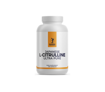 Citrulline 750 mg 180 capsules  | Power Supplements