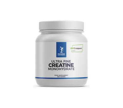 Creatine Monohydrate 600g  - creatinemonohydraatpoeder | Power Supplements