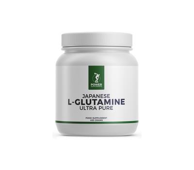Glutamine 400g - glutaminepoeder   Power Supplements