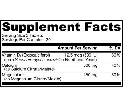 CalMag 90 tabletten - calcium, magnesium & vitamine D | Jarrow Formulas
