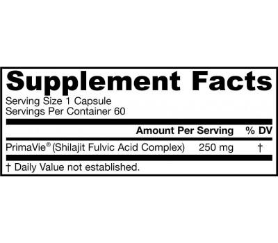 Shilajit Fulvic Acid complex 60 capsules - shilajit fulvuszuurcomplex | Jarrow Formulas