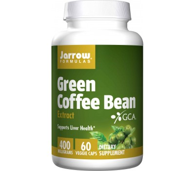 Green Coffee Bean Extract 60 capsules - groene koffieboon | Jarrow Formulas