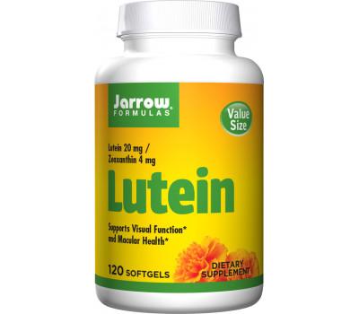Lutein 20mg 120 softgels voordeelverpakking - luteine en zeaxanthine   Jarrow Formulas
