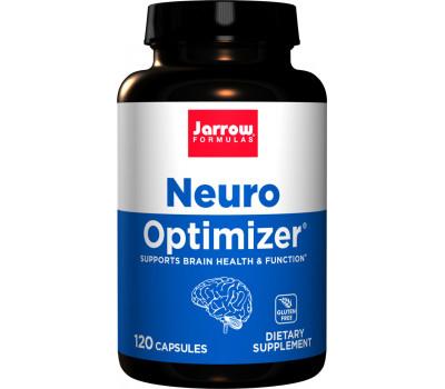 Neuro Optimizer 120 capsules value-size - citicoline, phosphatidylserine, phosphatidylcholine, acetyl-L-carnitine, taurine | Jarrow Formulas