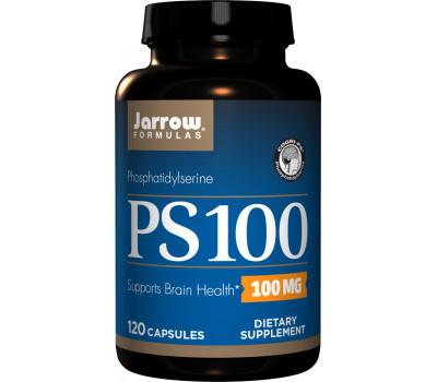 PS-100 120 capsules - phosphatidylserine | Jarrow Formulas