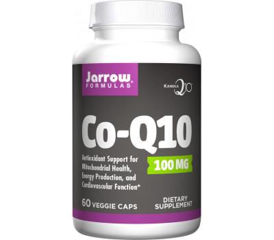 Q10 100mg 60 capsules - ubiquinon (co-enzym Q10) | Jarrow Formulas