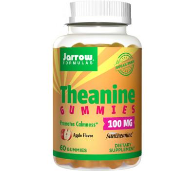 Theanine 60 Gummies - 100mg per snoepje | Jarrow Formulas