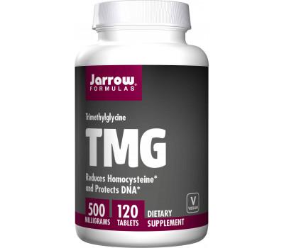 TMG trimethylglycine 500mg 120 tabletten - betaïne | Jarrow Formulas