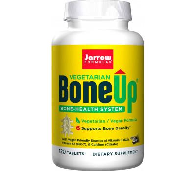 Bone-Up Vegan 120 tablets - a vegan source of calcium for strong bones | Jarrow Formulas