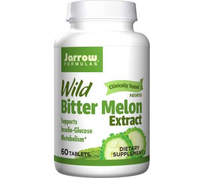 Wild Bitter Melon Extract 60 tablets from Glycostat | Jarrow Formulas
