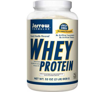 Whey Protein 100% Natural 908g Vanilla | Jarrow Formulas